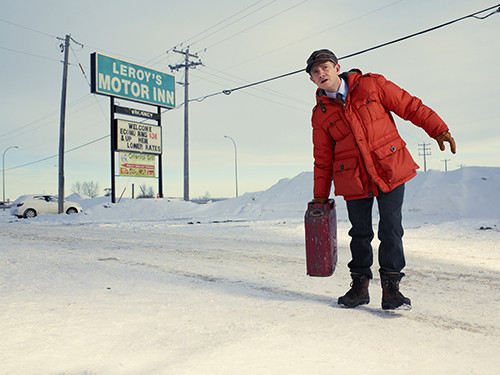 FARGO -- Pictured: Martin Freeman as Lester Nygaard -- CR. Matthias Clamer/FX